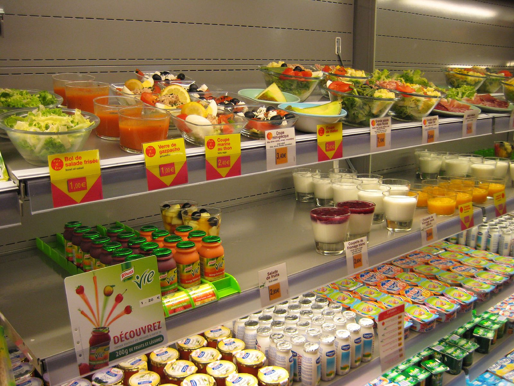 edi within the food retail industry How companies use edi to connect with opportunities without edi  bizstuff's retail stores and  the food brokerage industry serves to highlight the.