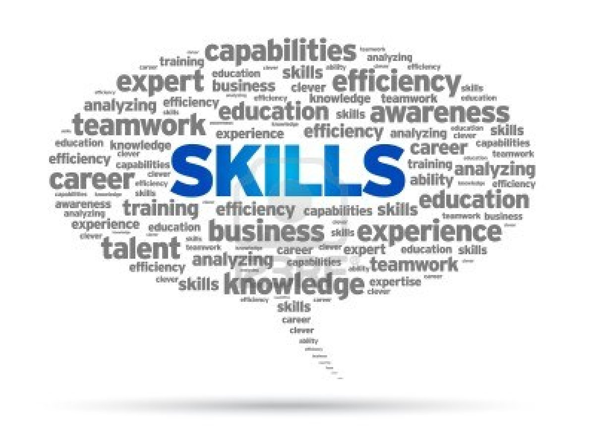 what skills are needed for a Success comes from the mastery of a core set of skills that can be applied to any position, field or company when you practice and strengthen these skills in your work, you'll rise to the top .