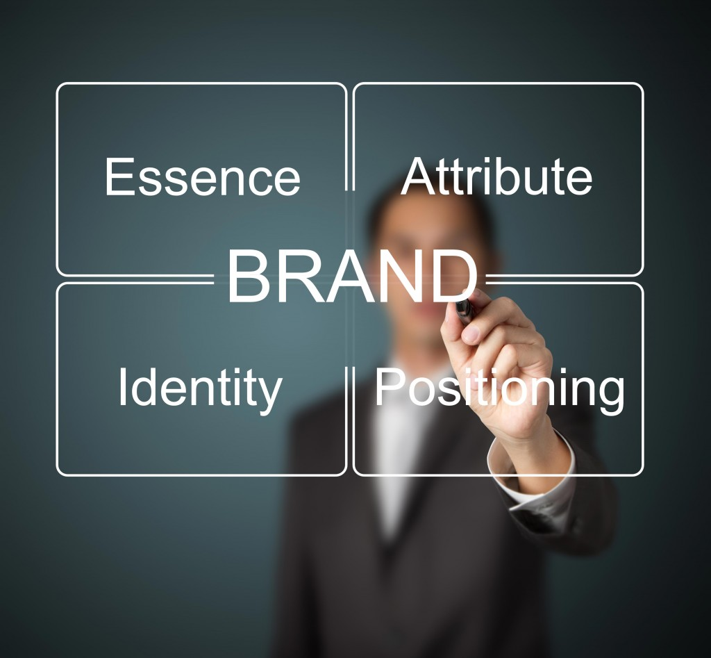 marketing concept of positioning The difference between marketing and branding: what is the difference marketing is what you do, branding is what you are.