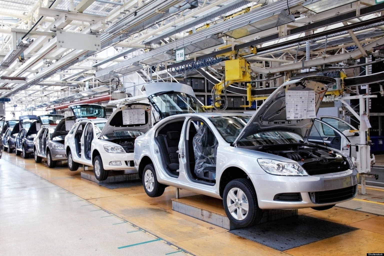 Automotive Industry Growth Predictions Risk Analysis For Entrepreneurs