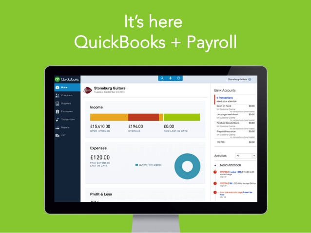 Quickbooks payroll advantages for simplifying compliance and tax law altavistaventures Images