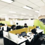business-security-cameras-in-office