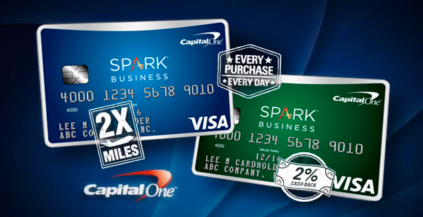 Custom capital one spark business cards with great cash back savings colourmoves