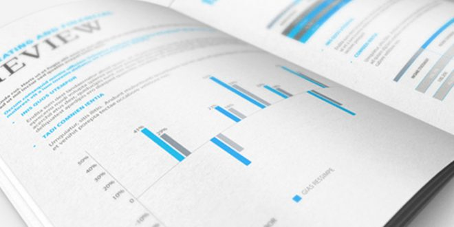 annual investment reports creation tips for a professional appearance