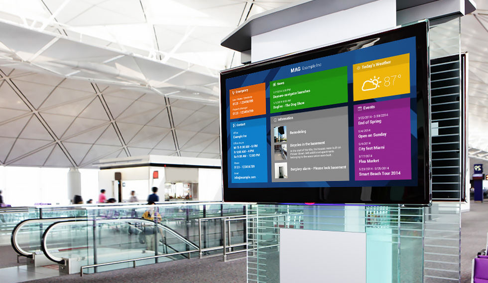 Best Digital Signage Software Offers Cheap Way To Engage