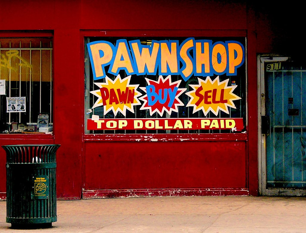 How to open a pawn shop with low startup costs in any location Easy pond shop