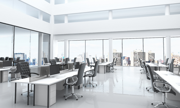 5 Office Interior Design Ideas For An Efficient Workplace