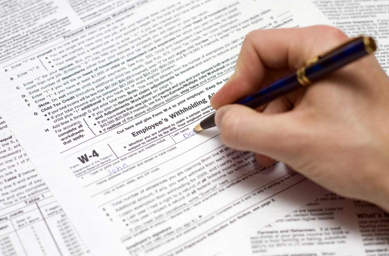 Crucial irs w 4 allowances guide to understand employment tax forms with tax season rapidly approaching many small business owners are working to ensure that everything goes smoothly for them and their employees this coming falaconquin