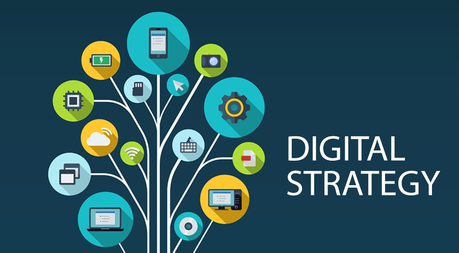how a digital strategy will produce strong marketing benefits