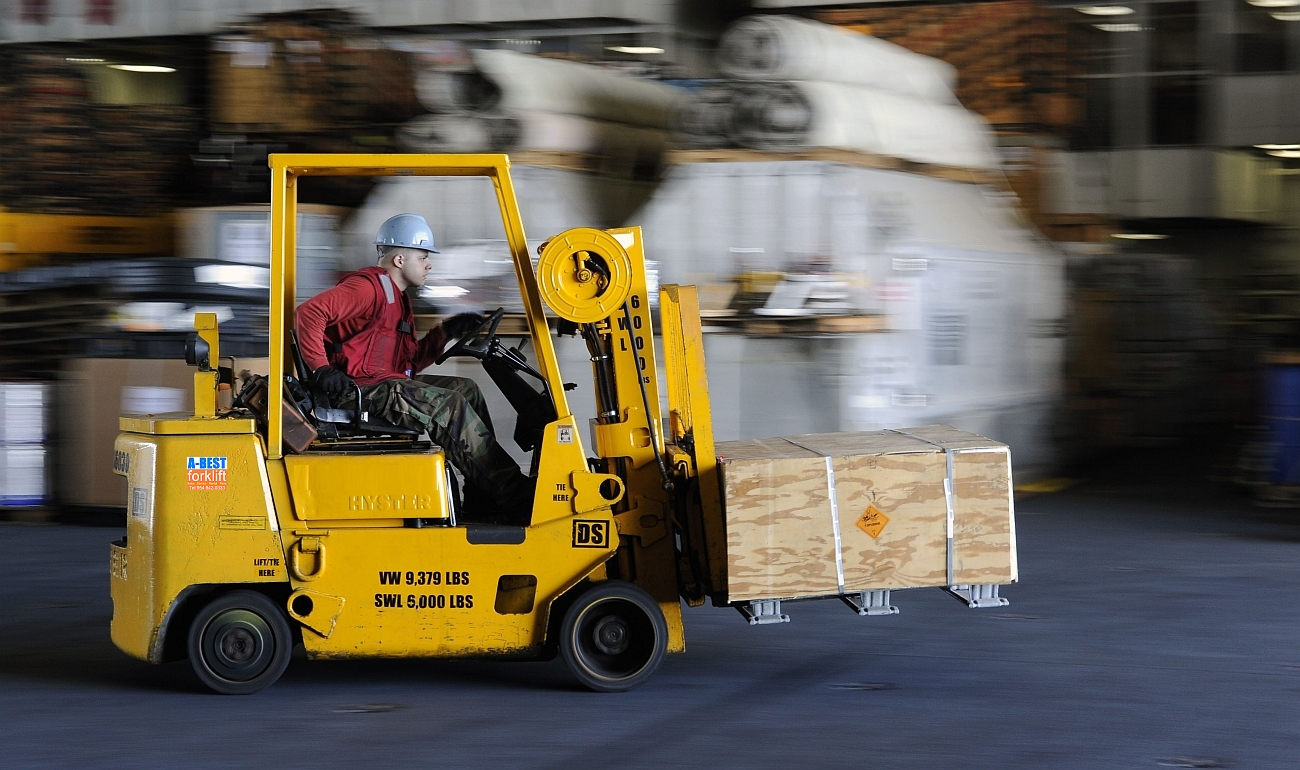 Osha Compliant Forklift Certification And Training Courses For Managers