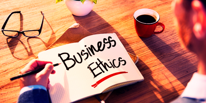global business ethics topics to write about in management