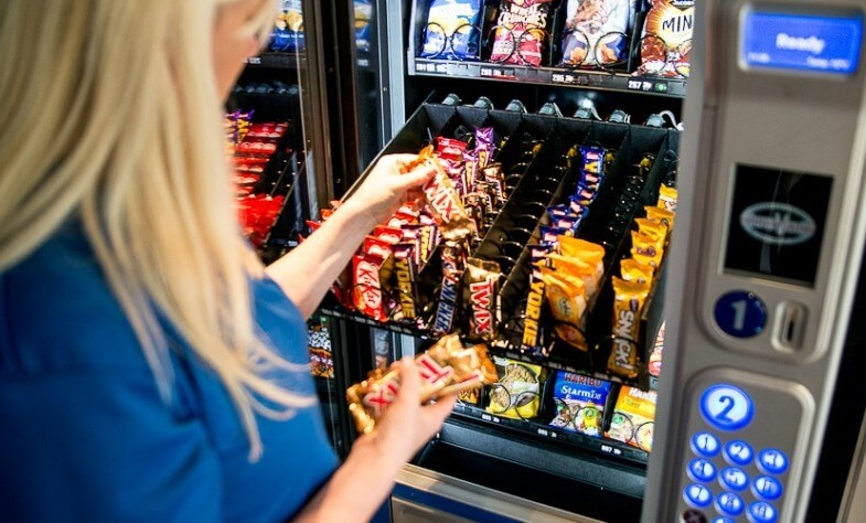 Vending Machine Business Secrets To Increase Micro