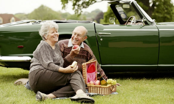 Find Safe Investments For Seniors To Earn Dividends After
