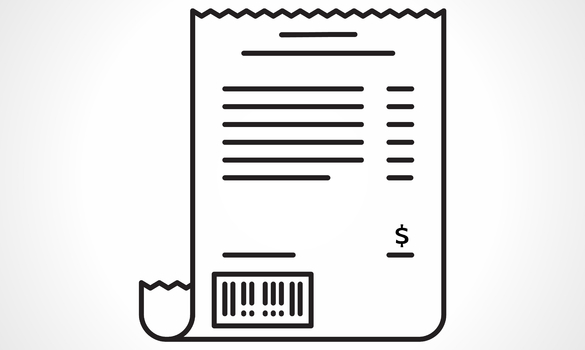 how to efficiently print receipts with online software