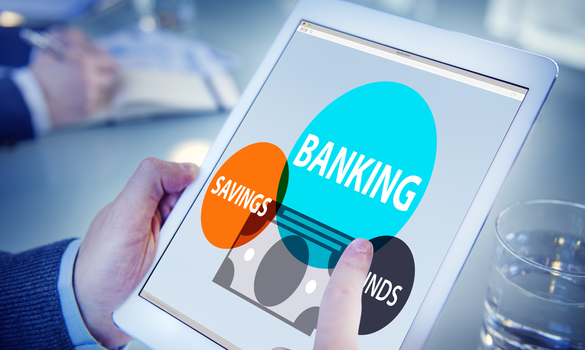 can you open up a business bank account online