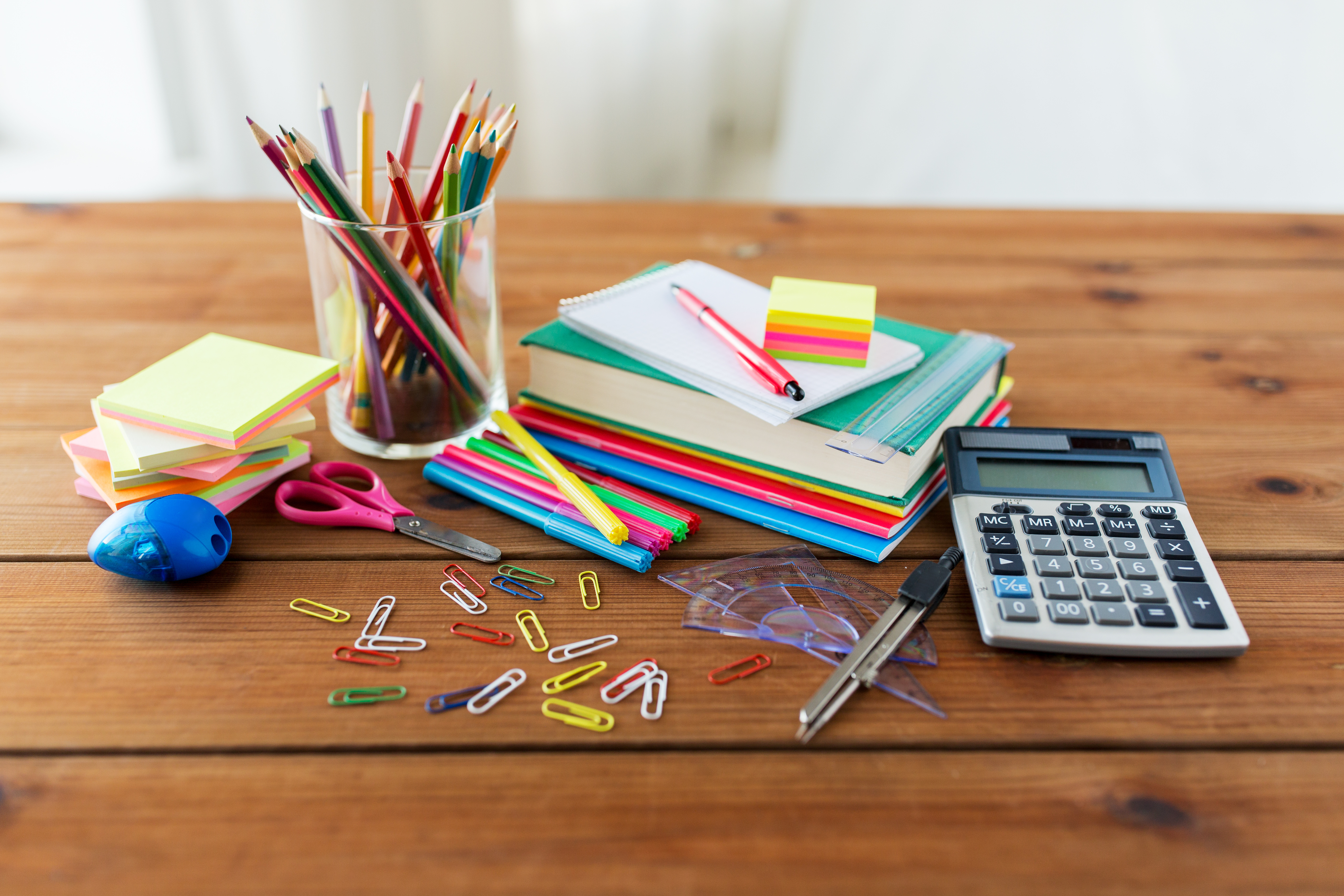 Lower Stationery Costs At Office Supply