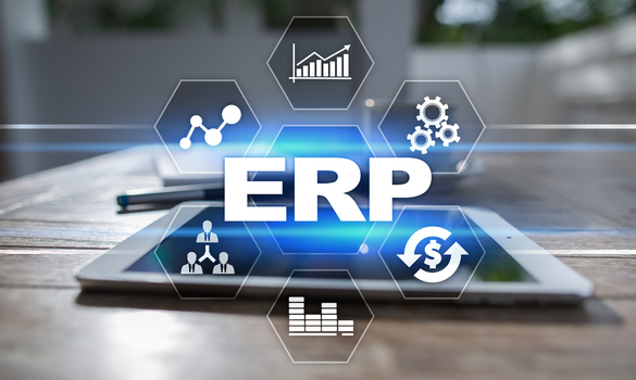 What Are The Components Of Erp Systems