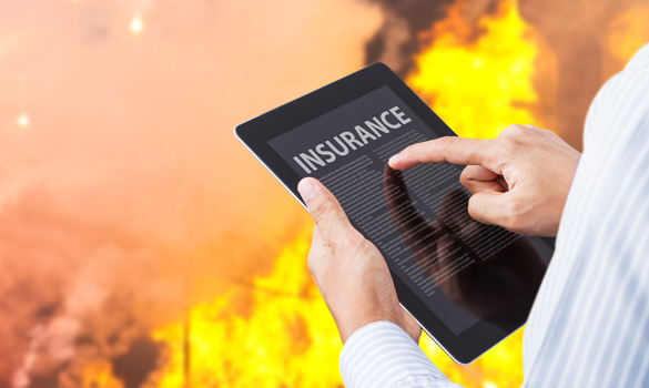 How Fire Insurance Coverage Includes Protection For Business